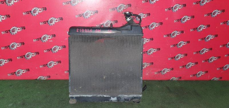 Радиатор двигателя Honda Fit GD1 L13A 2001 (б/у)