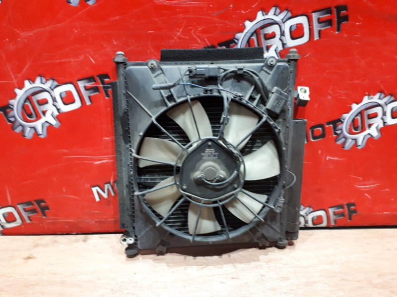Радиатор кондиционера Honda Fit GD1 L13A 2004 (б/у)