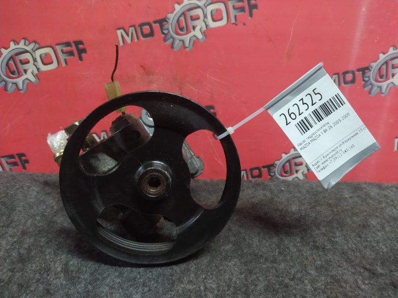 Насос гидроусилителя Mazda Mazda 3 BK Z6 2003 (б/у)