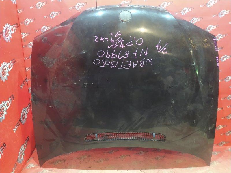 Капот Bmw 320I E46 M52B20 2001 (б/у)