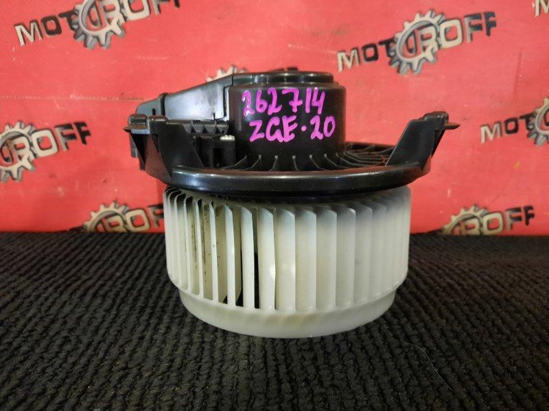Вентилятор (мотор отопителя) Toyota Wish ZGE20W 2ZR-FAE 2009 (б/у)