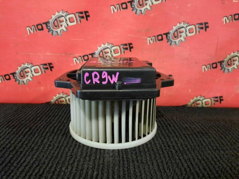 Вентилятор (мотор отопителя) Mitsubishi Dion CR9W 4G63 2000 (б/у)