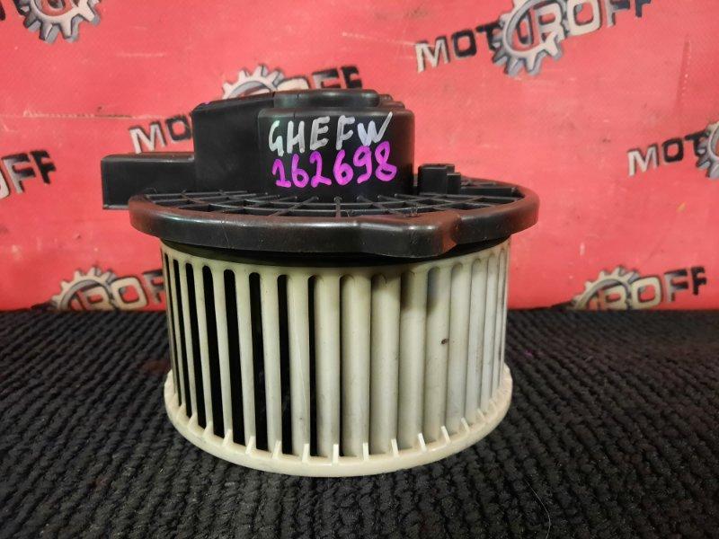 Вентилятор (мотор отопителя) Mazda Atenza GHEFW LF-VE 2008 (б/у)