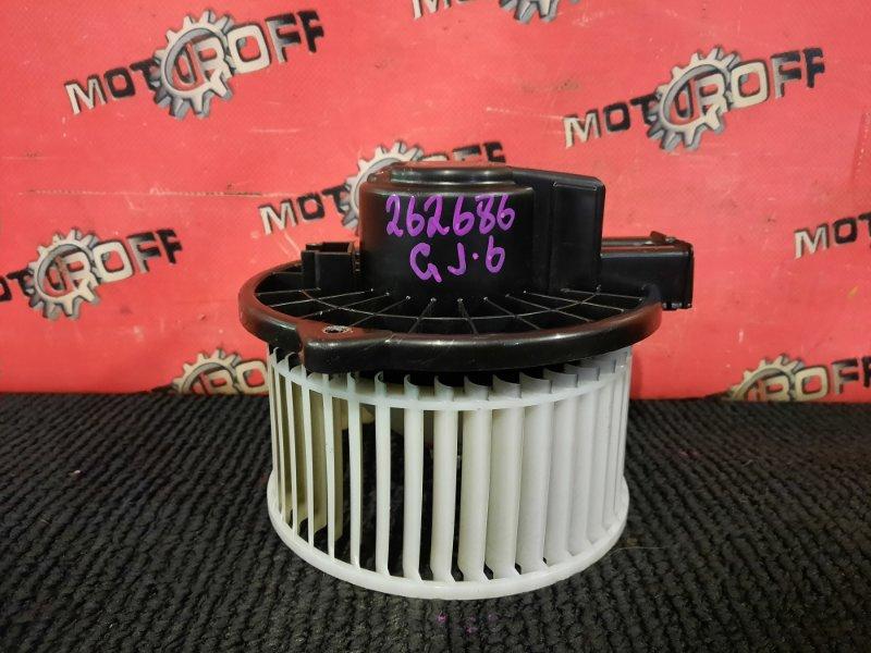 Вентилятор (мотор отопителя) Subaru Impreza GJ6 FB20 2011 (б/у)