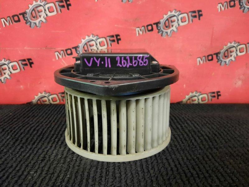 Вентилятор (мотор отопителя) Nissan Ad VY11 QG13DE 1999 (б/у)