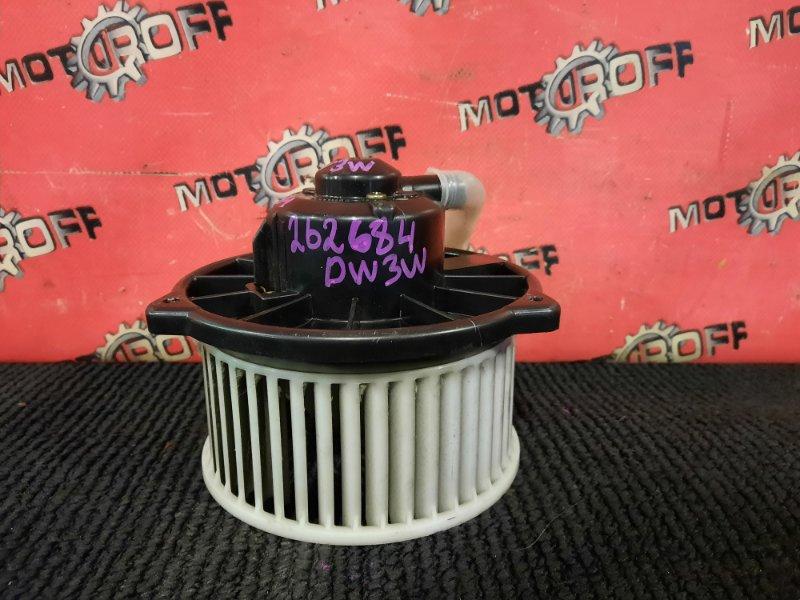 Вентилятор (мотор отопителя) Mazda Demio DW3W B3 1996 (б/у)