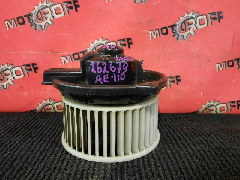 Вентилятор (мотор отопителя) Toyota Sprinter AE110 5A-FE 1995 (б/у)
