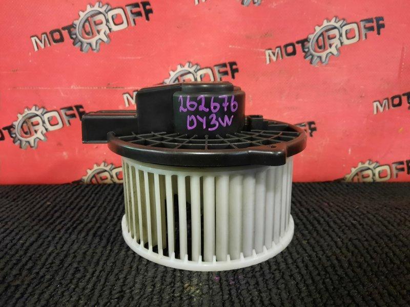 Вентилятор (мотор отопителя) Mazda Demio DY3W ZJ-VE 2002 (б/у)