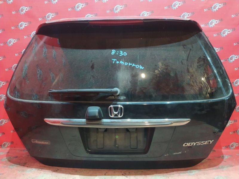 Дверь задняя багажника Honda Odyssey RA6 F23A 1999 задняя (б/у)