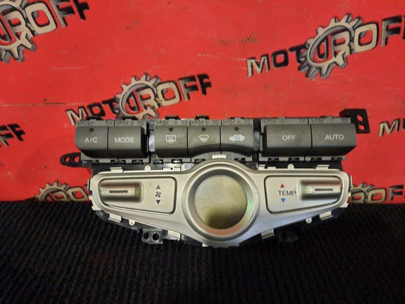 Блок управления климат-контролем Honda Fit GD1 L13A 2001 (б/у)