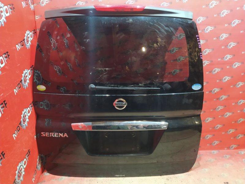 Дверь задняя багажника Nissan Serena C25 MR20DE 2005 задняя (б/у)