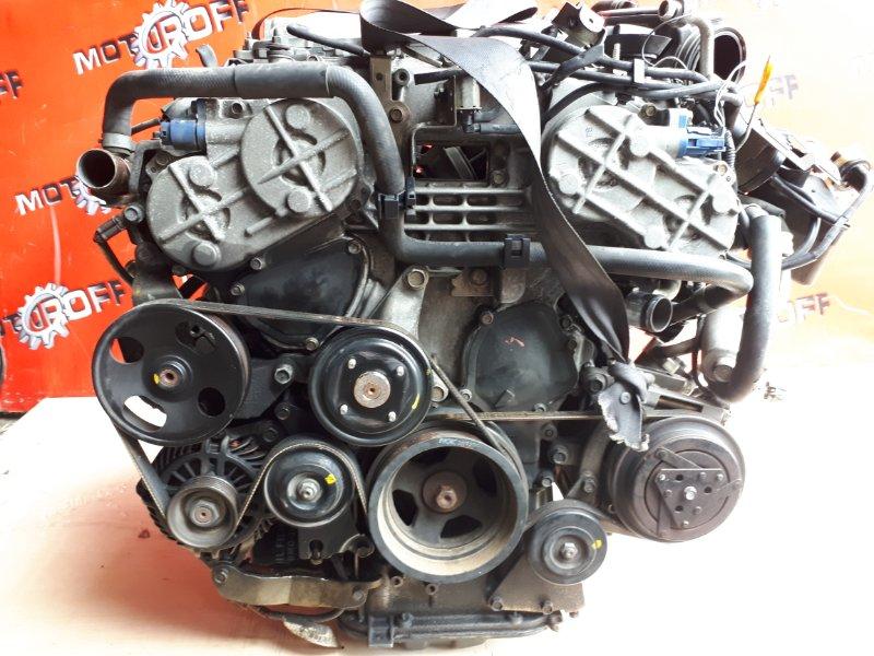 Двигатель Nissan Gloria HY34 VQ30DD 1999 (б/у)