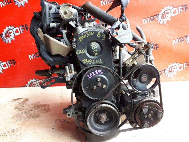 Двигатель Mazda Demio DW3W B3 1999 (б/у)