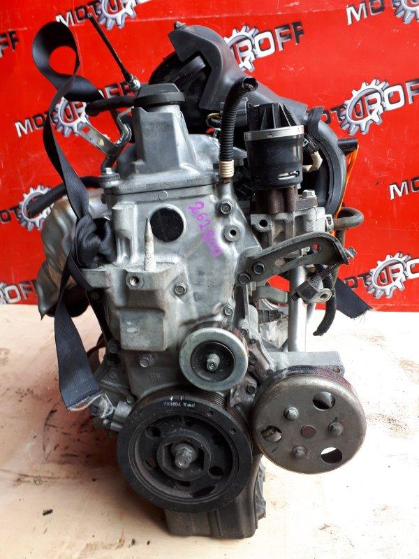 Двигатель Honda Fit GD1 L13A 2001 (б/у)