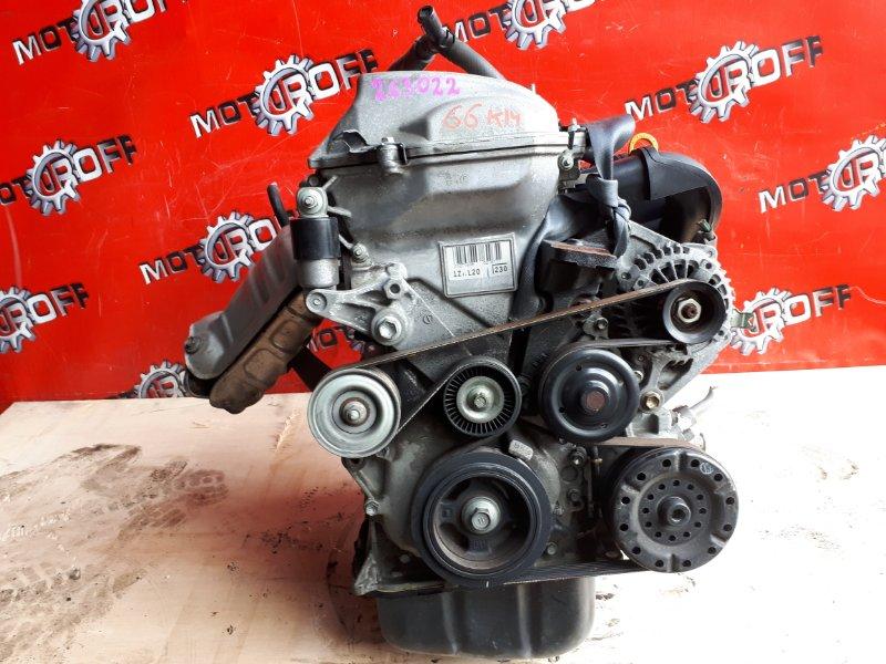 Двигатель Toyota Wish ZNE10G 1ZZ-FE 2003 (б/у)