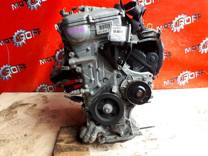 Двигатель Toyota Wish ZGE20W 2ZR-FAE 2009 (б/у)