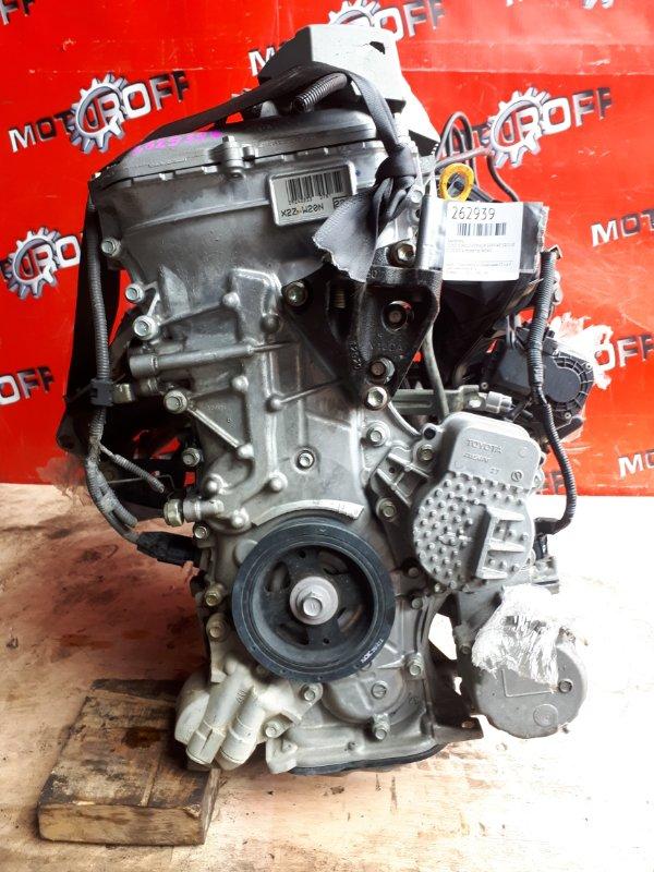 Двигатель Toyota Prius ZVW41W 2ZR-FXE 2011 (б/у)