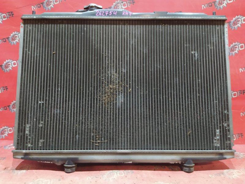 Радиатор двигателя Honda Odyssey RA7 F23A 1999 (б/у)