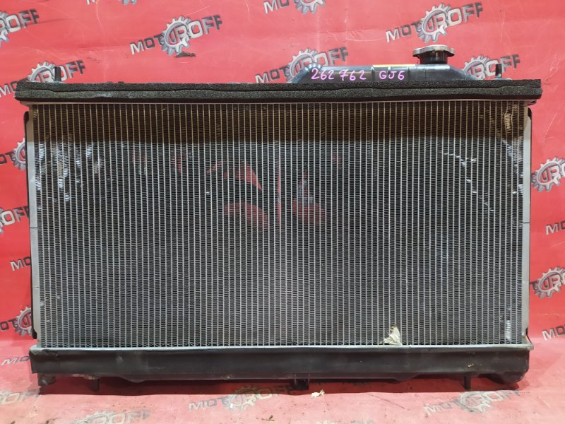 Радиатор двигателя Subaru Impreza GJ6 FB20 2011 (б/у)