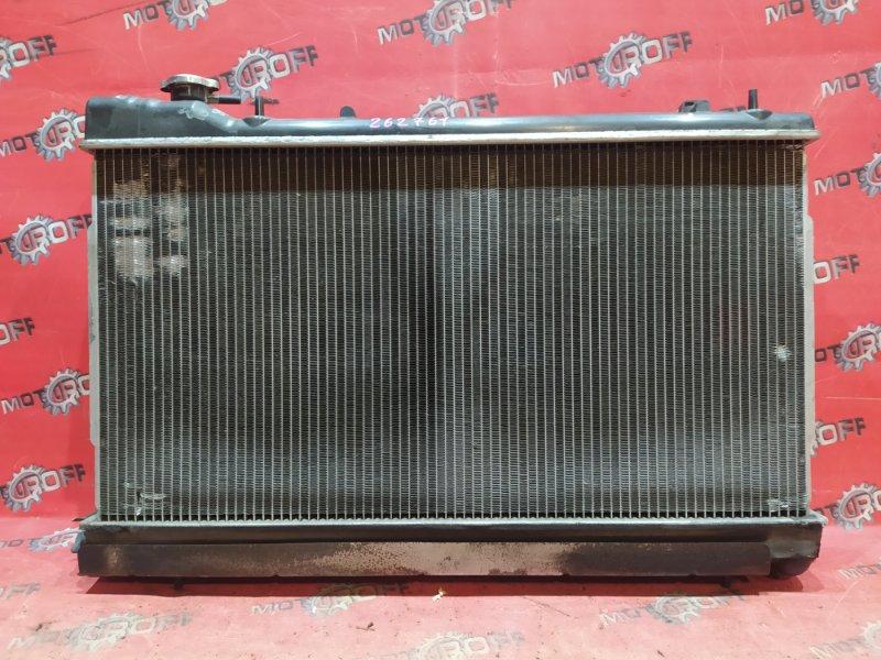 Радиатор двигателя Subaru Forester SG5 EJ20 2005 (б/у)