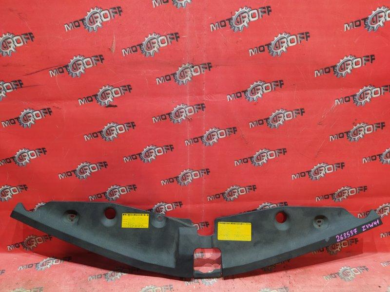Накладка на решетку радиатора Toyota Prius ZVW41W 2ZR-FXE 2011 (б/у)