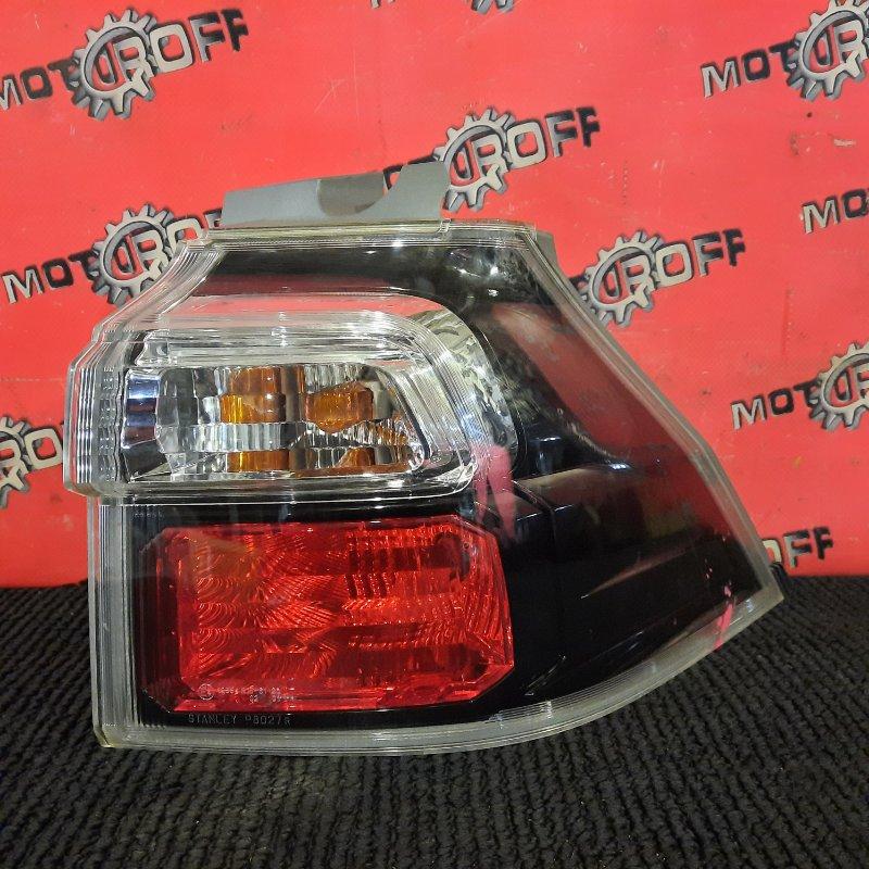 Фонарь (стоп-сигнал) Honda Stepwgn RG1 K20A 2007 задний правый (б/у)