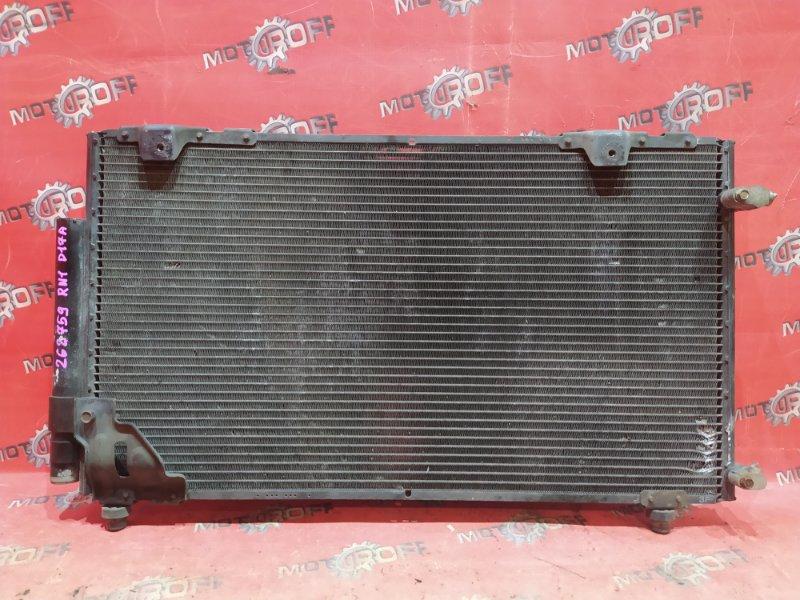 Радиатор кондиционера Honda Stream RN1 D17A 2000 (б/у)