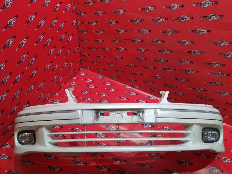 Бампер Nissan Bluebird Sylphy TG10 QR20DD 2000 передний (б/у)