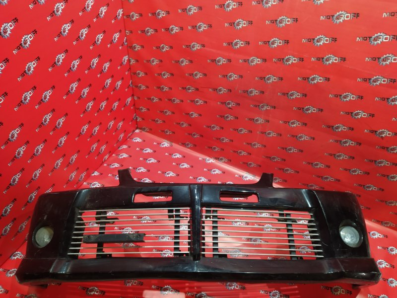 Бампер Nissan Avenir PW11 SR20DE 1998 передний (б/у)