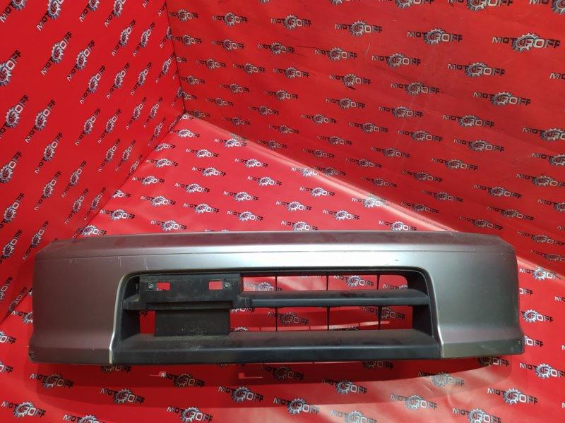 Бампер Nissan Cube Z10 CG13DE 1998 передний (б/у)