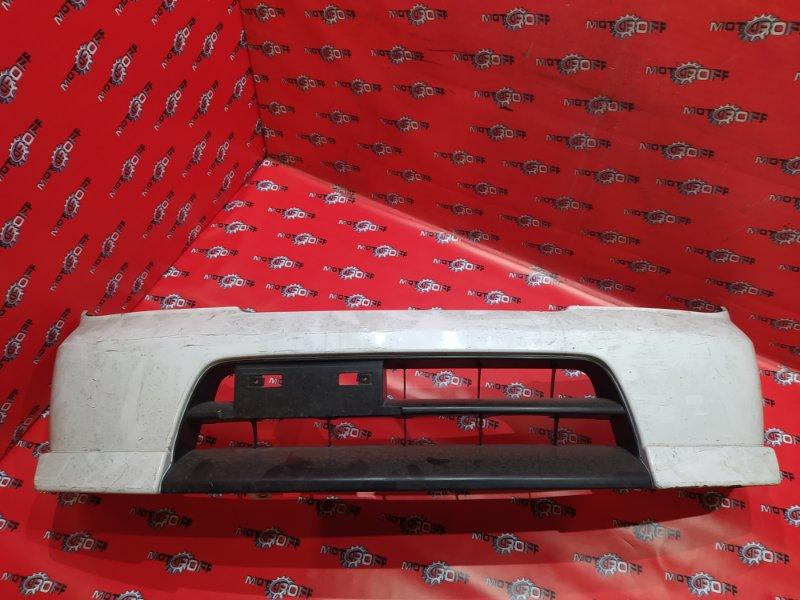 Бампер Nissan Cube AZ10 CGA3DE 2000 передний (б/у)