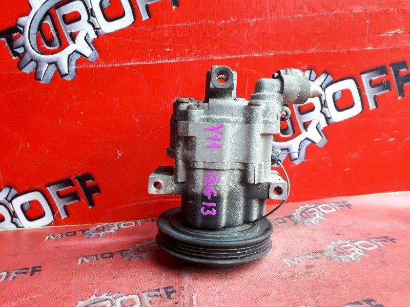 Компрессор кондиционера Nissan Ad VY11 QG13DE 1999 (б/у)