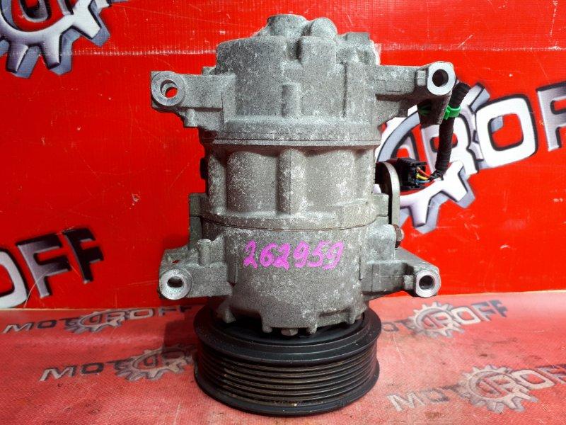 Компрессор кондиционера Honda Stepwgn RG1 K20A 2005 (б/у)
