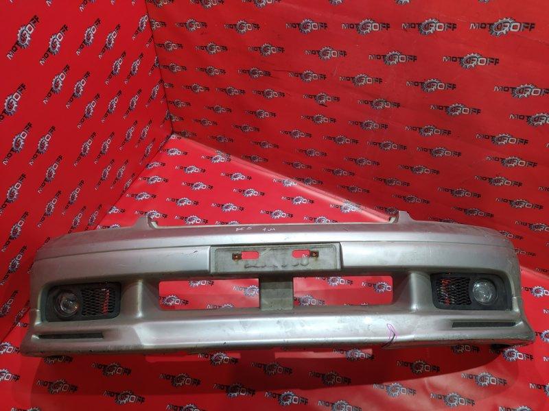Бампер Subaru Legacy BE5 EJ20 1998 передний (б/у)