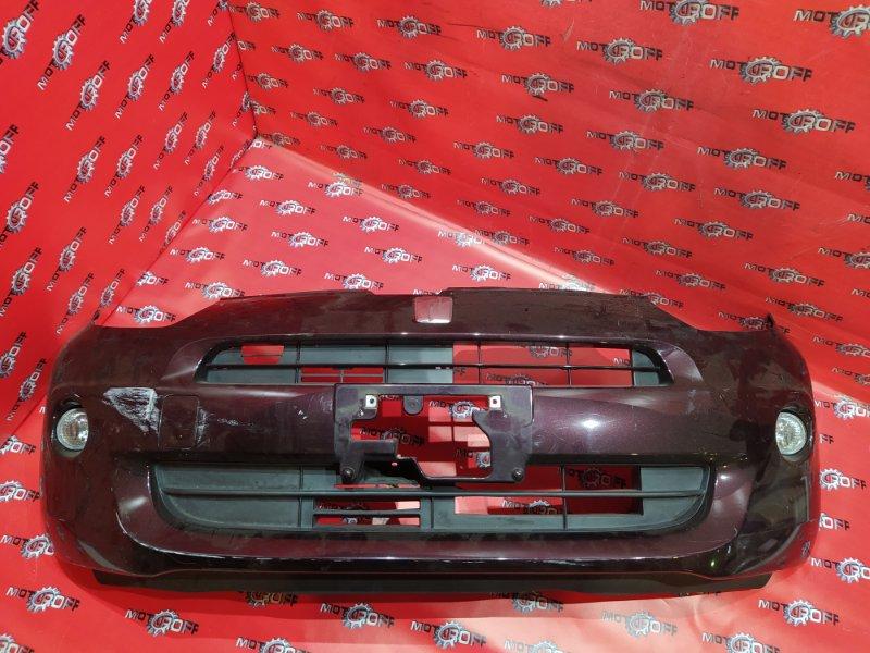 Бампер Toyota Passo NGC30 1NR-FE 2010 передний (б/у)