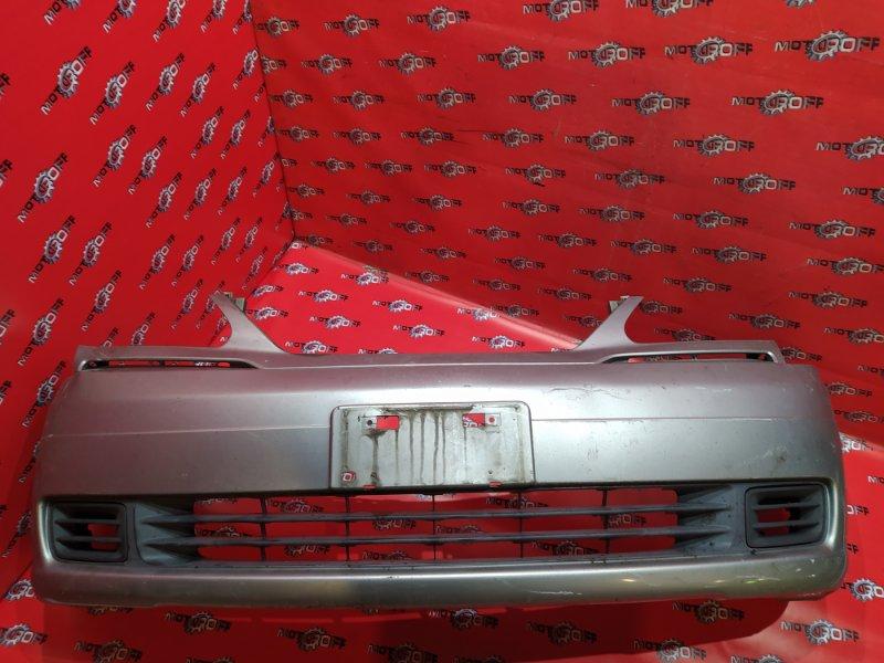 Бампер Nissan Serena TC24 QR20DE 2001 передний (б/у)