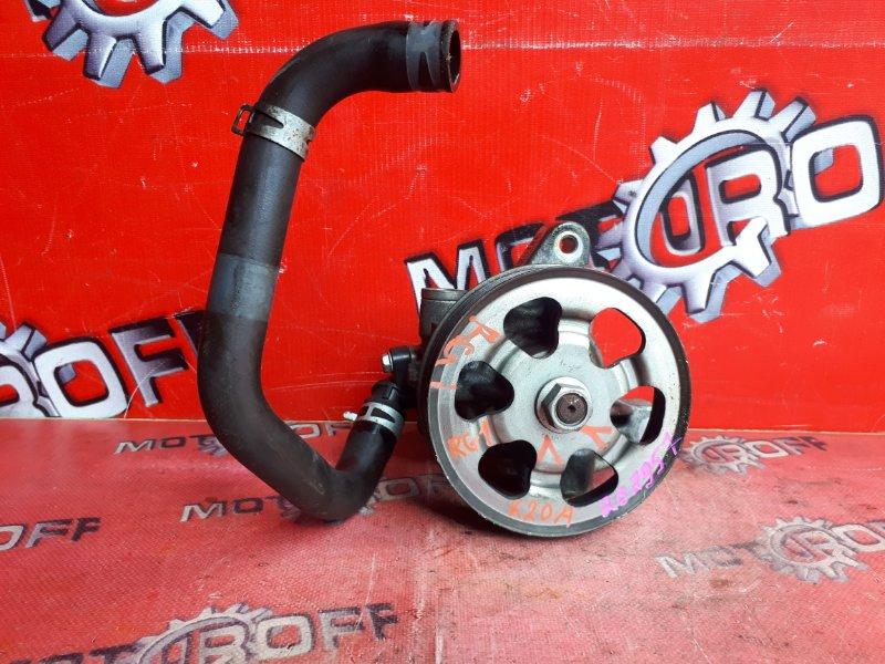 Насос гидроусилителя Honda Stepwgn RG1 K20A 2005 (б/у)