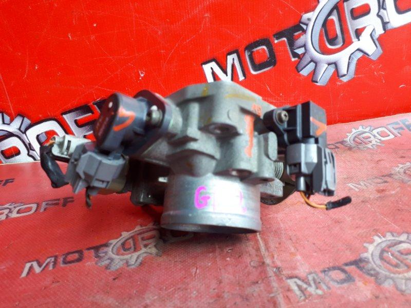 Заслонка дроссельная Honda Hr-V GH2 D16A 1998 (б/у)