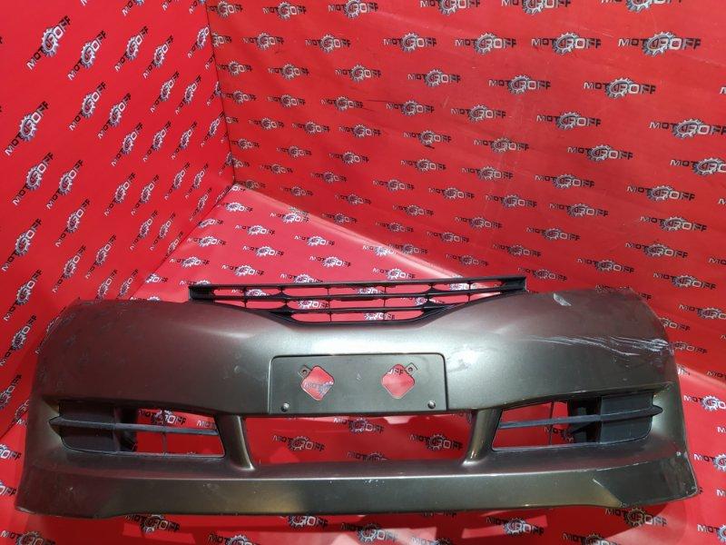 Бампер Toyota Wish ZGE20W 2ZR-FAE 2009 передний (б/у)
