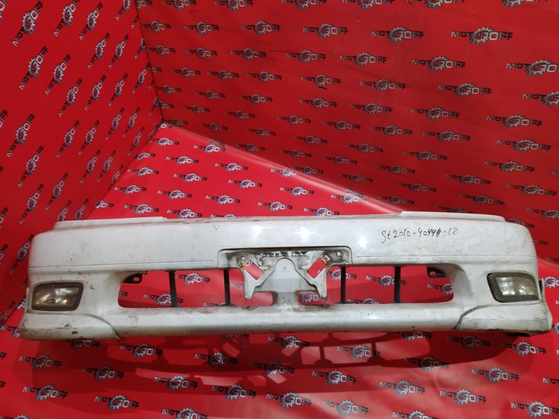 Бампер Toyota Caldina ST210G 3S-FE 1999 передний (б/у)