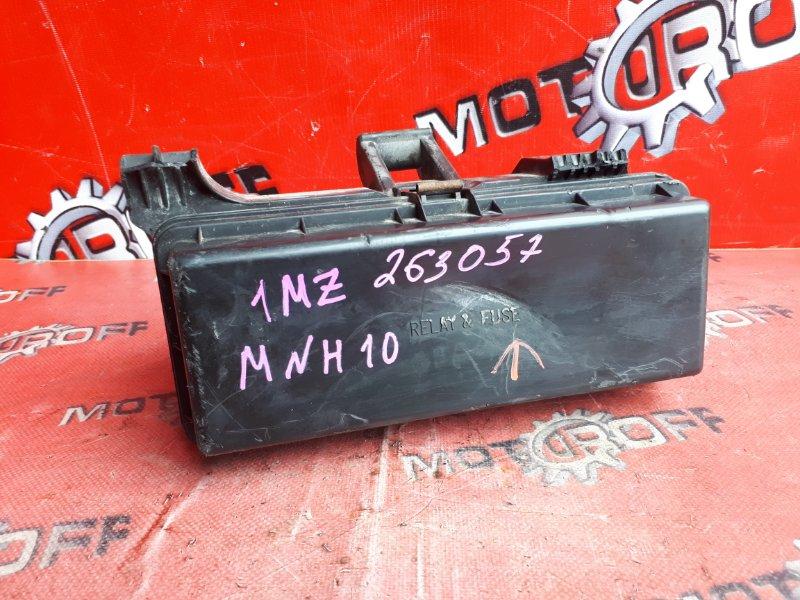 Блок реле и предохранителей Toyota Alphard MNH10W 1MZ-FE 2002 (б/у)