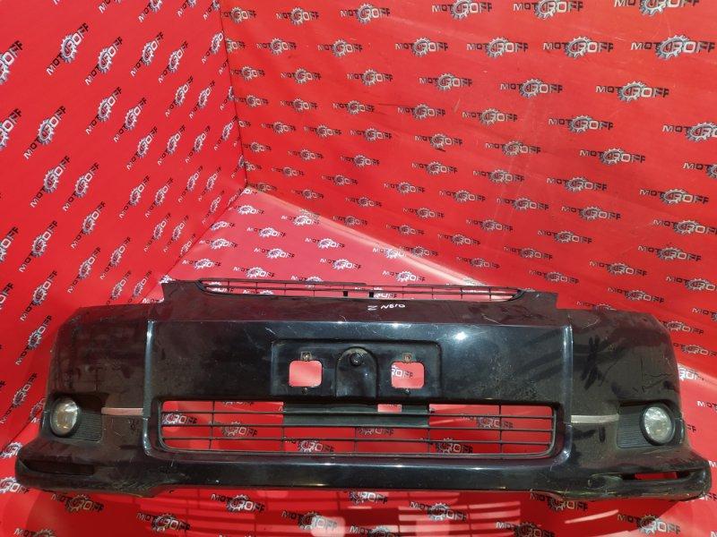 Бампер Toyota Wish ZNE10G 1ZZ-FE 2003 передний (б/у)