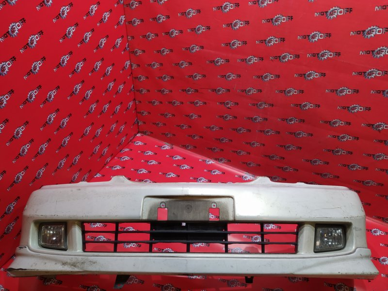 Бампер Toyota Ipsum SXM10G 3S-FE 1996 передний (б/у)