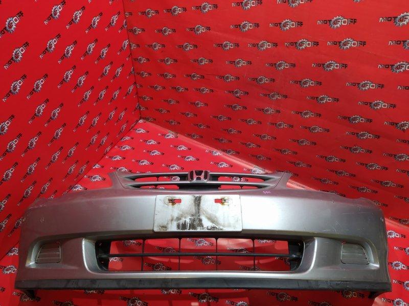 Бампер Honda Odyssey RA6 F23A 1999 передний (б/у)