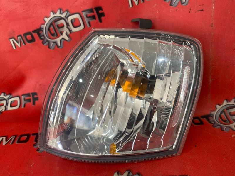 Поворотник (габарит) Mazda Demio DW3W B3 1999 передний левый (б/у)