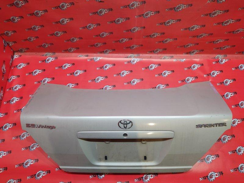 Крышка багажника Toyota Sprinter AE110 5A-FE 1995 задняя (б/у)