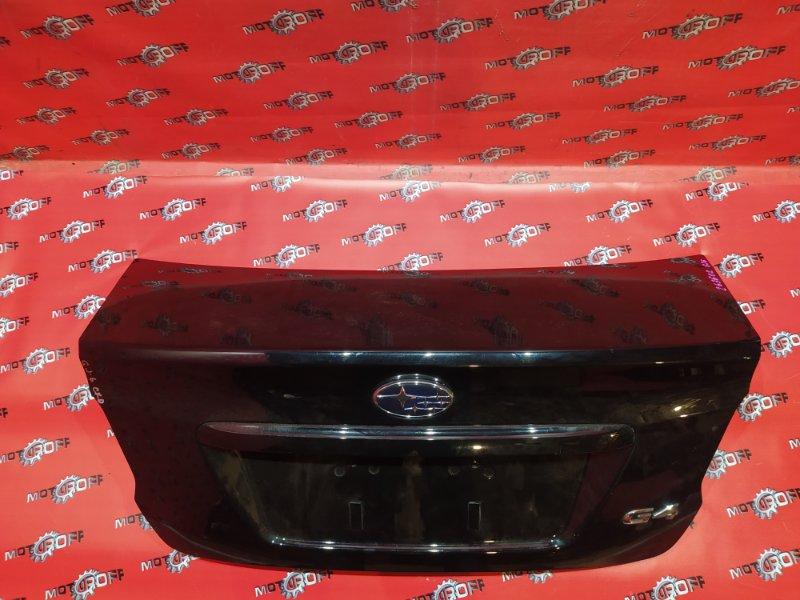 Крышка багажника Subaru Impreza GJ6 FB20 2011 задняя (б/у)