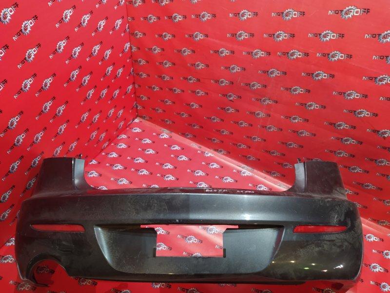 Бампер Mazda Axela BL5FP ZY-VE 2009 задний (б/у)