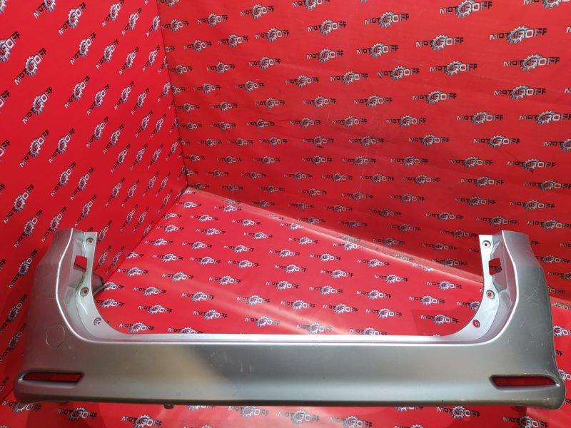 Бампер Toyota Voxy ZRR70G 3ZR-FE 2007 задний (б/у)
