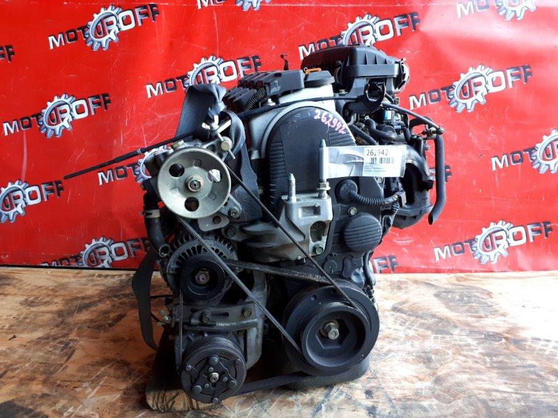 Двигатель Honda Stream RN1 D17A 2000 (б/у)